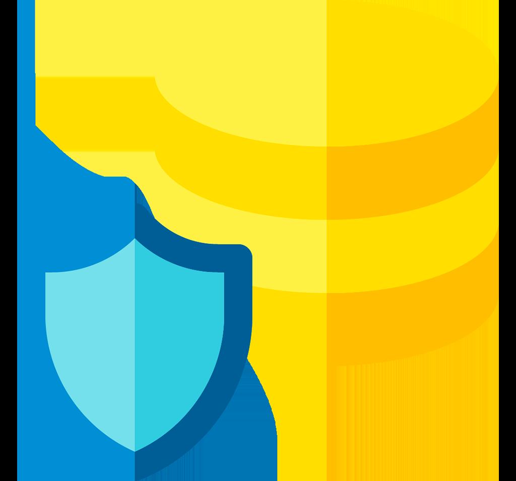 shield-and-coin-digital4all-agence-digitale-authentique-specialiste-des-projets-web-pour-pme-et-tpe