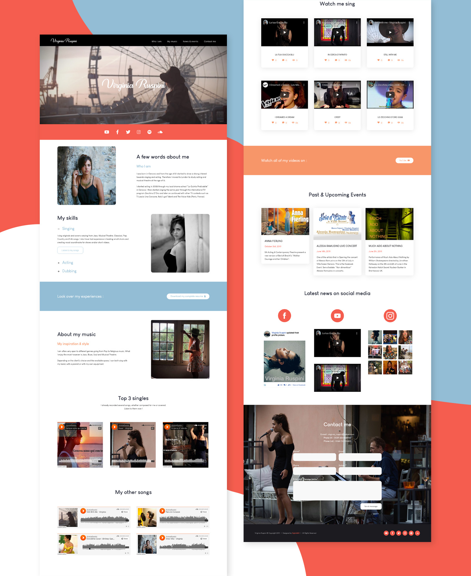 mockup-du-site-de-Virginia-Ruspini-artiste-italienne-par-Digital4all-agence-digitale-internationale