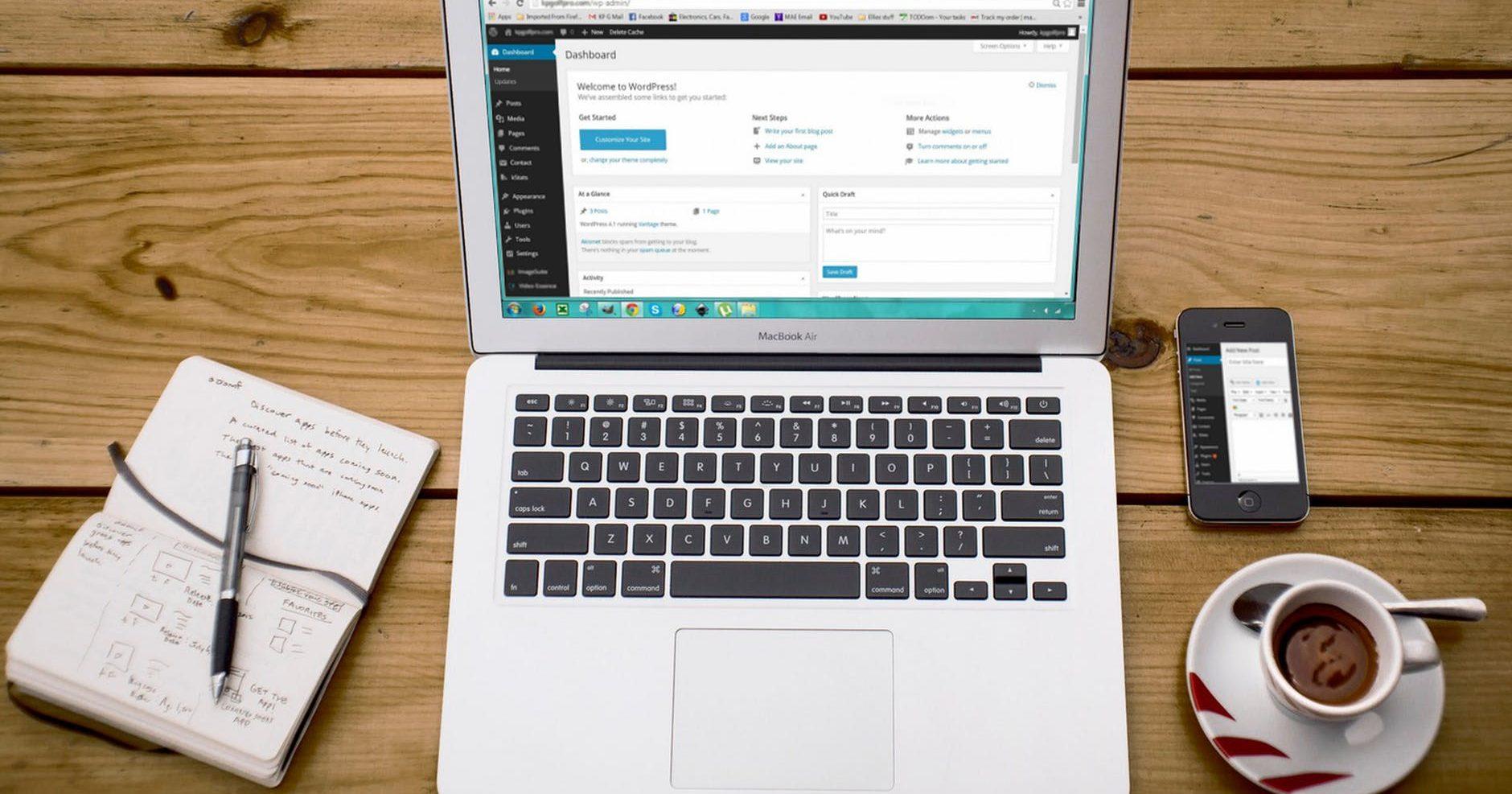 Création de site web aux normes AMP
