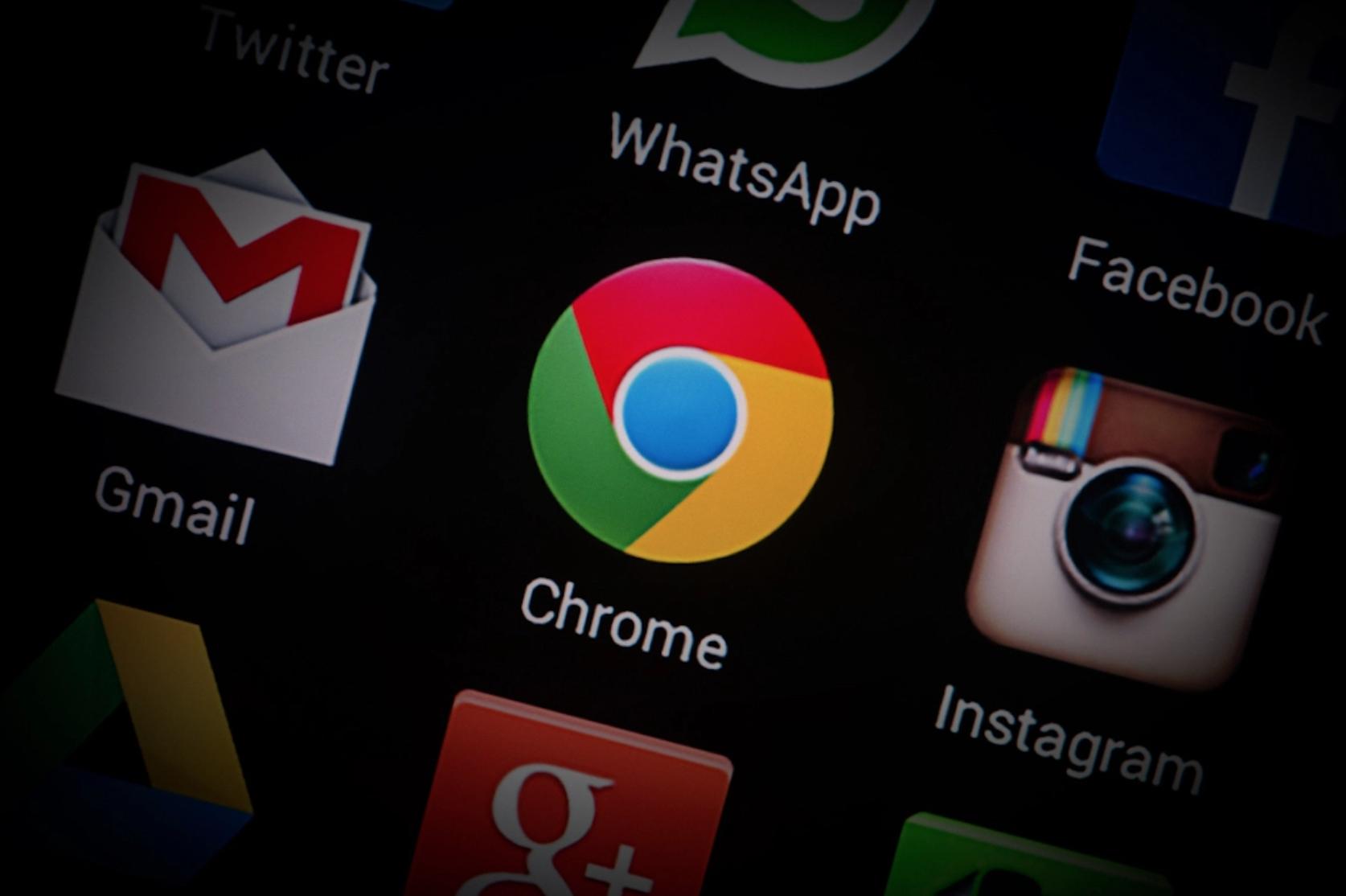 Google Chrome : blocage des publicités trop lourdes